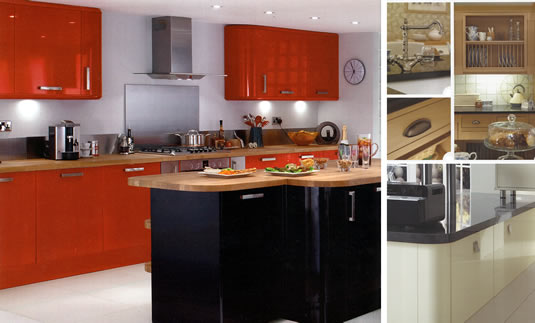 Kitchens by A.D.C. Home Styles of Atherton, Greater Manchester