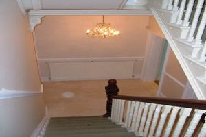 Internal house painting project undertaken by A.D.C. House Styles Ltd.